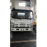 China Low Noise Wastewater Removal Trucks ISUZU / JAC / JMC Chassis For Aircraft factory