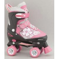 Buy cheap Quad Kids Adjustable Roller Skate from wholesalers