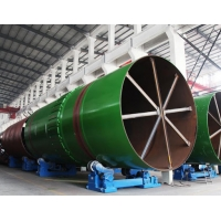 China 1.8×14m 40TPH Cement Rotary Kiln Oxidized Pellet Rotary Kiln Chemical Industry factory
