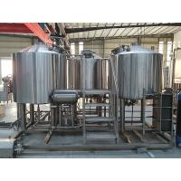 China Small Model Bar 500L Craft Beer Equipment factory