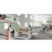 China High Output Plastic Sheet Extrusion Plant Intelligent One Step Forming Process on sale