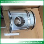 Buy cheap Cummins 6BT diesel engine Piston 3957790 Komatsu S6D102 HART Piston kit 3957795  +0.50  6735-31-2111 from Wholesalers