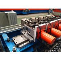 Buy cheap High Speed Metal Beam Roll Forming Machines , Purlin Roll Former Equipment from Wholesalers