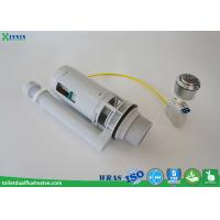 Quality Cable Operated Toilet Dual Flush Valve , Wc Flush Valve For Uk Concealed Cistern wholesale
