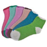 Buy cheap polyester plush sock & Aloe Infused SPA Socks from Wholesalers