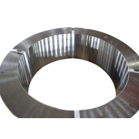 China API - 6A Forged Steel Rings factory