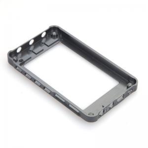 China Sandblasting Al6061 Cnc Aluminum Machining For Silk Screen factory