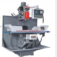 Buy cheap High Torque Spindle Five Axis Milling Machine , 3KW Knee Milling Machine from Wholesalers