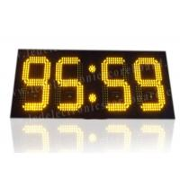 China Indoor Countdown Timer Large Display , Digital Wall Clock With Countdown Timer factory