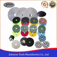 Buy cheap Diamond Polishing Tools Diamond Polishing Pads For Concrete Countertops from Wholesalers