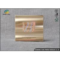 Buy cheap Foil Stamping Cardboard Gift Boxes Luxury Design For Cosmetic Skincare Cream from Wholesalers