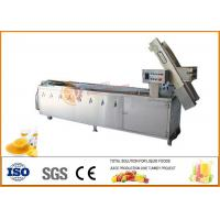 Buy cheap SS304 Pineapple Jam Processing Machine Line Stainless Steel Material from Wholesalers