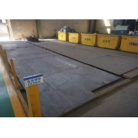 China Q345NQR Corten Alloy Steel Sheet Plate For Economizer Air Preheater factory