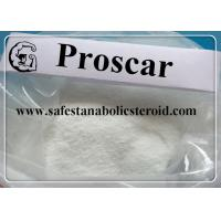 Buy cheap Proscar hair loss treatment Raw Steroid Powders hormone Finasteride CAS 98319-26-7 from Wholesalers