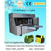 Buy cheap High Precision Automatic Cartoning Machine With Chain Feeding / Lead Edge Feeding from Wholesalers