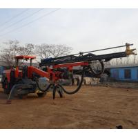 Buy cheap 17500kg Drilling Rig Machine 3900mm For Mining Low Energy Consumption from wholesalers