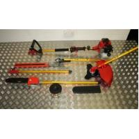 China 33cc Multi Function Garden Tool 5in1 Petrol trimmer, Brush Cutter, Pole Saw, hedge trimmer on sale