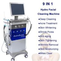 Buy cheap Wholesale Newest SPA20 9 in 1 Hydrafacial Skin Peel Facial Beauty Machine For from wholesalers