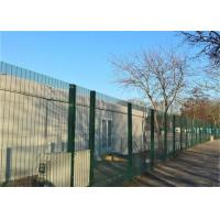 Buy cheap Anti Climb and Anti Cut Fence Security Airport Prison Barbed Wire 358 Fence from Wholesalers