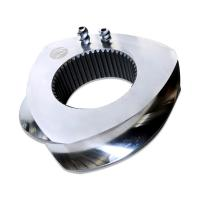 Buy cheap Puffed Food Extruder Screw Elements ZSK133 MV PLUS D2 Material High Strength from Wholesalers