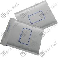 Buy cheap White Self Sealer Hot Melt Glue Bubble Padded Mailer With 1c Printed from Wholesalers