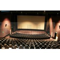 China Arc Screen 3D Movie Theaters Over Hundred Splendid Comfortable Chair factory