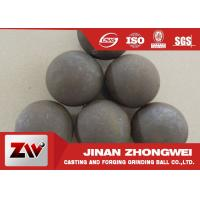 China High Hardness Ball Mill Steel Balls B2 B3 Materials For Ball Mill on sale