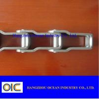 Buy cheap Assembled Transmission Spare Parts , Alloy Steel / Carbon Steel Conveyor Pintle Chain from Wholesalers