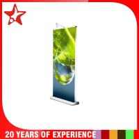 Buy cheap Luxury Advertisement Retractable And Roll Up Banner Stand Digital Printing from Wholesalers