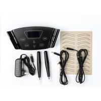 China Durable Black Pearl 3.0 Semi Permanent Makeup Pen Machine For Academy CE factory