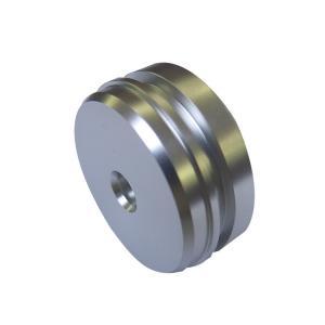 China Sandblast Ra0.1 CNC Lathe Parts For Electronic factory