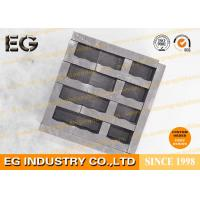 Buy cheap 325 Mesh Grain Size Graphite Gauge Mold Isostatically 8mm For Glass Casting Industry from Wholesalers