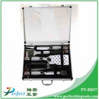 Buy cheap Stainless Steel BBQ Grilling Tool Set 5 PCS S/S BBQ Grill Utensil from Wholesalers