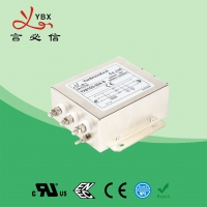 China 50A AC Converter EMC Noise Filter 12V 24V 48V 80V 250V Eco - Friendly factory