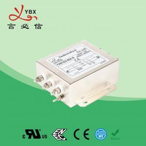 China Yanbixin Electronics Three Phase Rfi Filter CQC CE ROHS CUL TUV Certification factory