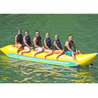 China Flying Fish Inflatable Water Games , Inflatable Flying Banana OEM Service factory