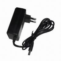China Switching Power Adapter with 100 to 240V AC, 50/60Hz Input Voltage factory