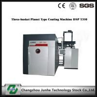 Buy cheap Three Basket Planet Zinc Flake Coating Machine DSP T350 Operation Control System from Wholesalers