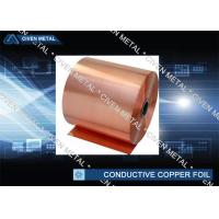 China ED Copper Foil Roll For li-ion Battery , lithium  Foil factory