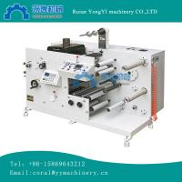 China YYRY-320 One clolor automatic label flexo printing machine on sale