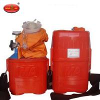 China Underground ZYX120 Miners Isolated Compressed Oxygen Self Rescuer factory