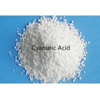 China Cyanuric Acid White Water Treatment Powder Disinfector Raw Material on sale