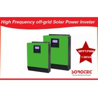 China 1kva 2kva 3kva 4kva 5kva solar inverter off grid for Solar Panel System on sale