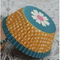 China Nice Flower Designs Greaseproof cake cup,Cupcake liners,muffin cup Manufactory on sale