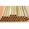 Seamless Copper Tube Admiralty Brass Tube Astm B111  C44300 BS2871 JIS H3300 DIN1785