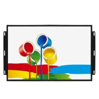 "China 1920x1080 32"" 2000cd/m2 IPS LCD Open Frame Panel factory"