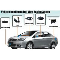 Buy cheap HD CMOS 360 Degree Car Reverse Camera Kit , bird view parking system , driving assistance from Wholesalers