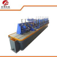 China High Capacity Purlin Roll Forming Machine For Round Tube , Tube Forming Machine  on sale