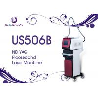 China Water / Air Cooling Pigmentation Professional Hair Laser Removal Machine 1500W on sale
