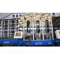 China 2500mm Height Double Glazing Glass Machine High Efficiency For LowE Glass factory